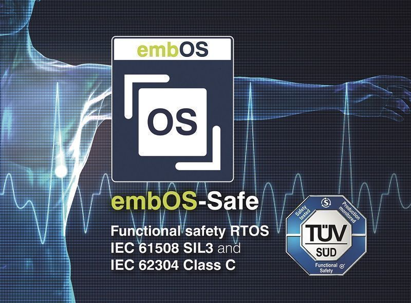 embOS Safety web